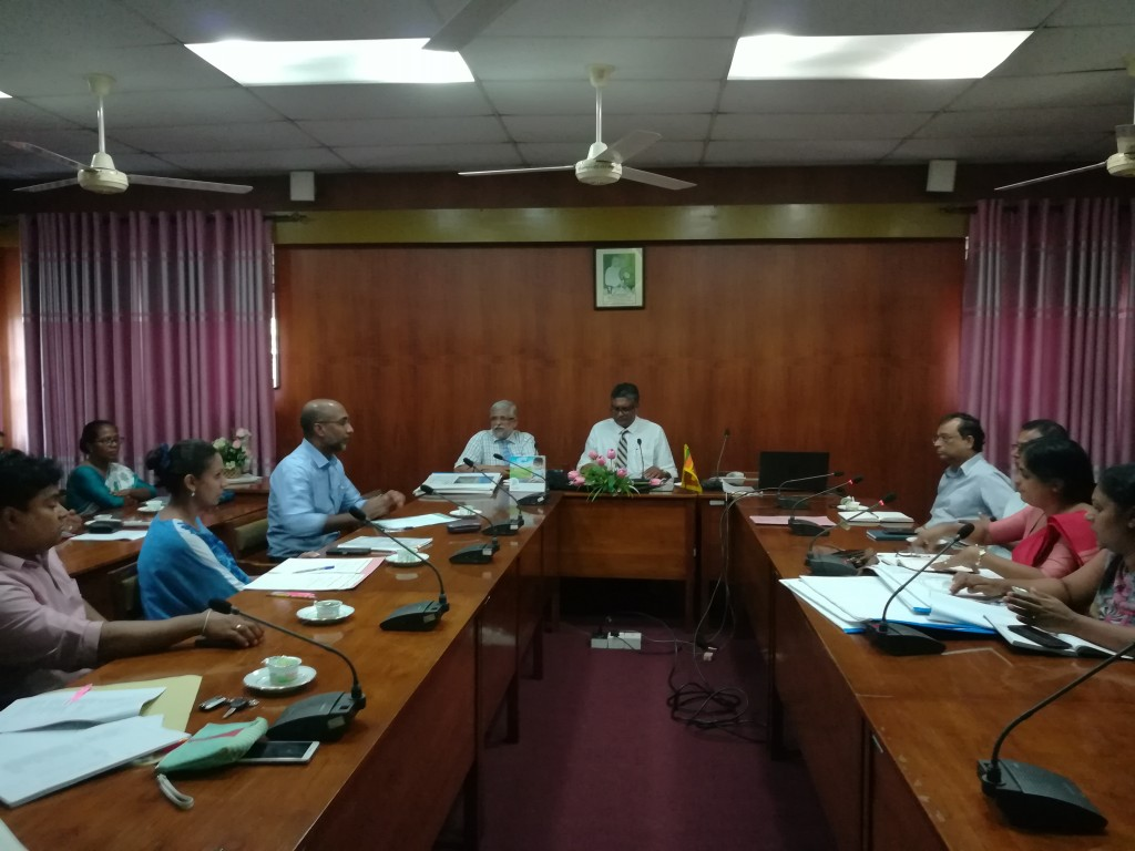 Discussions on Technology Faculty Building Complex