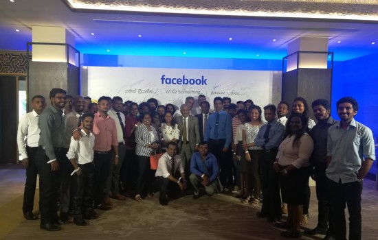 """Students at FOT Participated in Program """"Boost Your Business"""""""