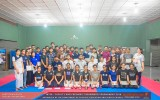 The Inter-Faculty and Freshers' Taekwondo Tournament