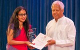 Dr. Chathuri Senanayake was awarded the Post Graduate Research Award